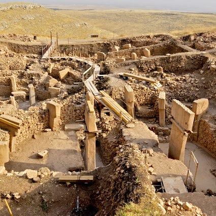 Göbeklitepe, the World's oldest temple!
