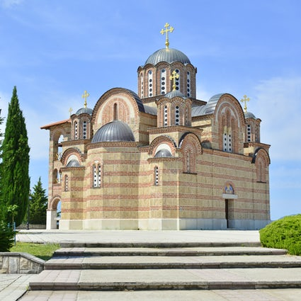 Gračanica – the most beautiful temple in Herzegovina