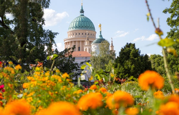 A Day in Series: Potsdam!