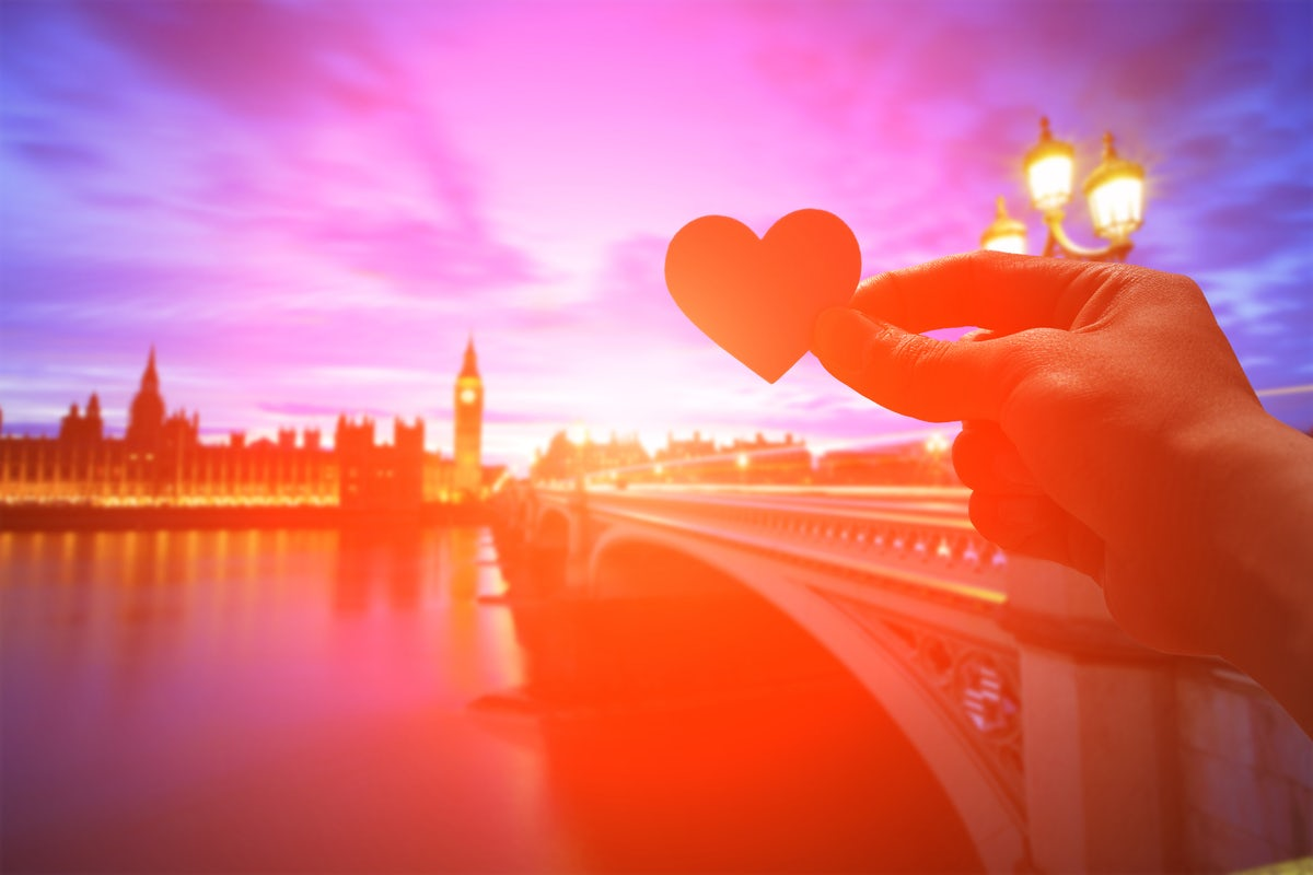 Be Your Own Valentine, London Edition
