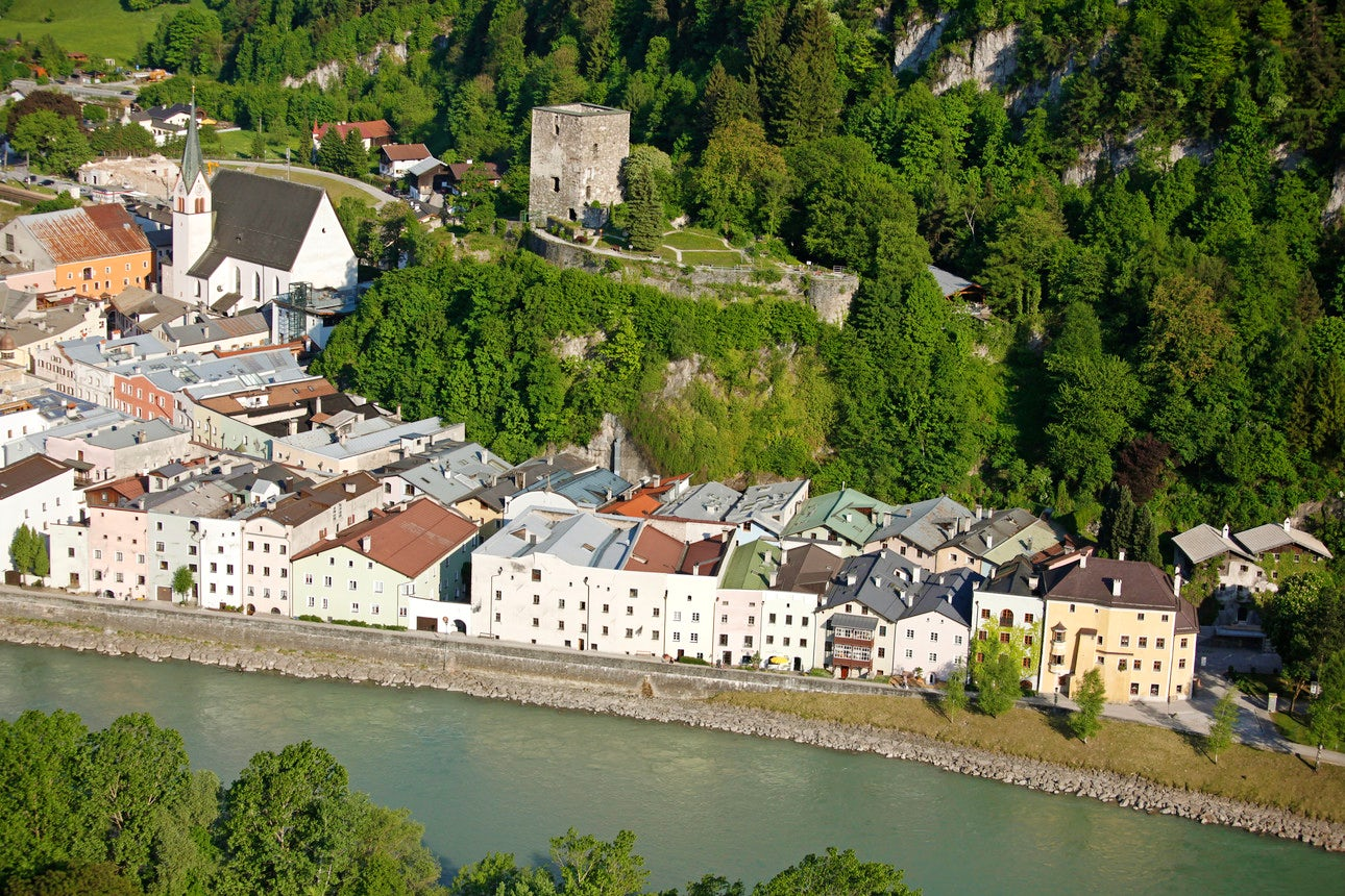 The Smallest and the Darkest City in Austria - Rattenberg