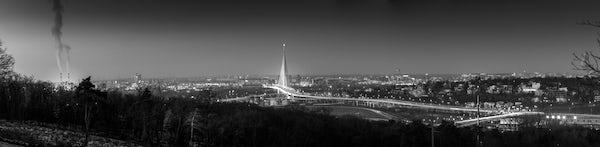 Sensing Belgrade: Create your own postcard