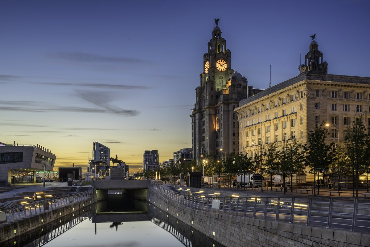 A Day in Liverpool
