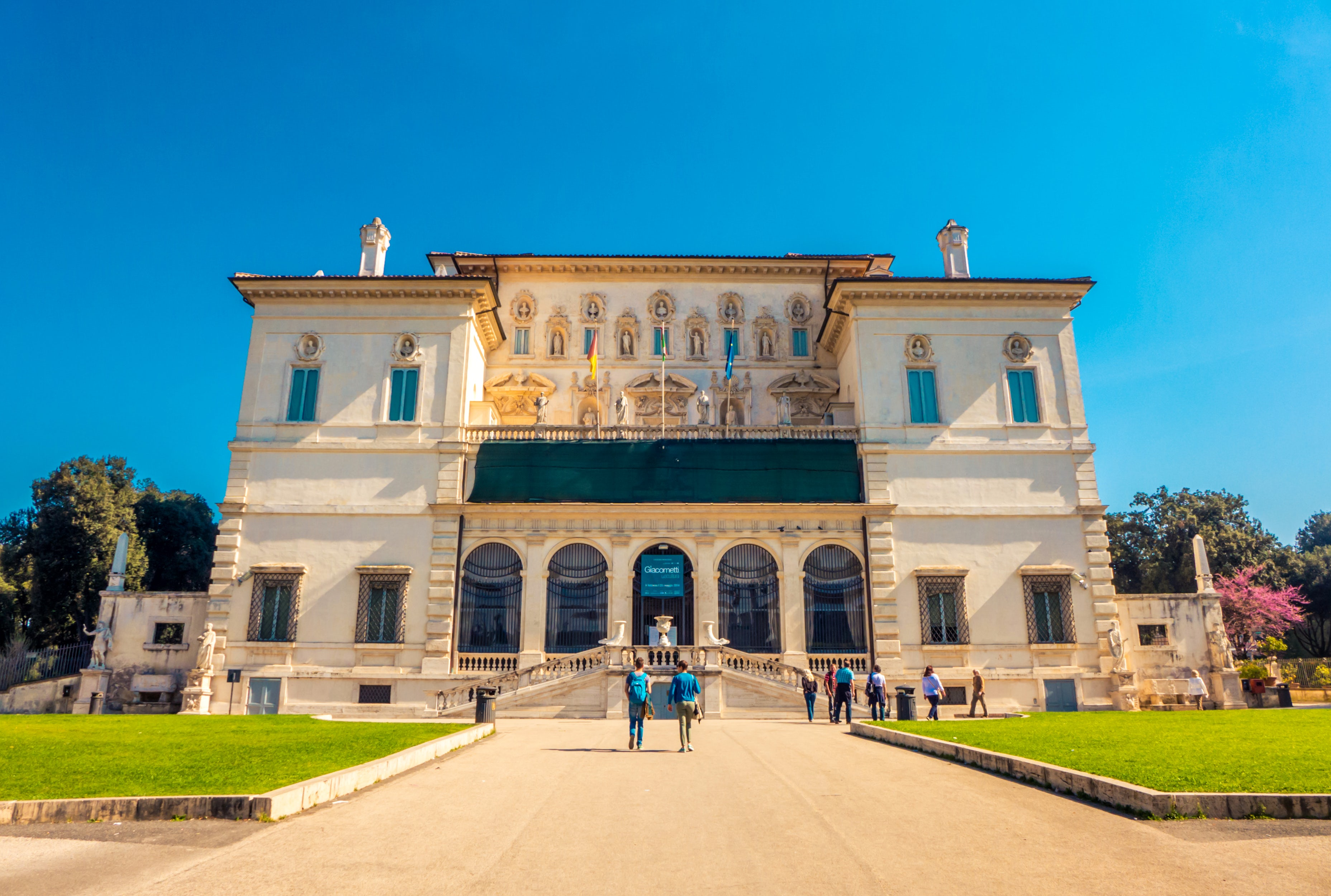 The Museums of Rome: Galleria Borghese
