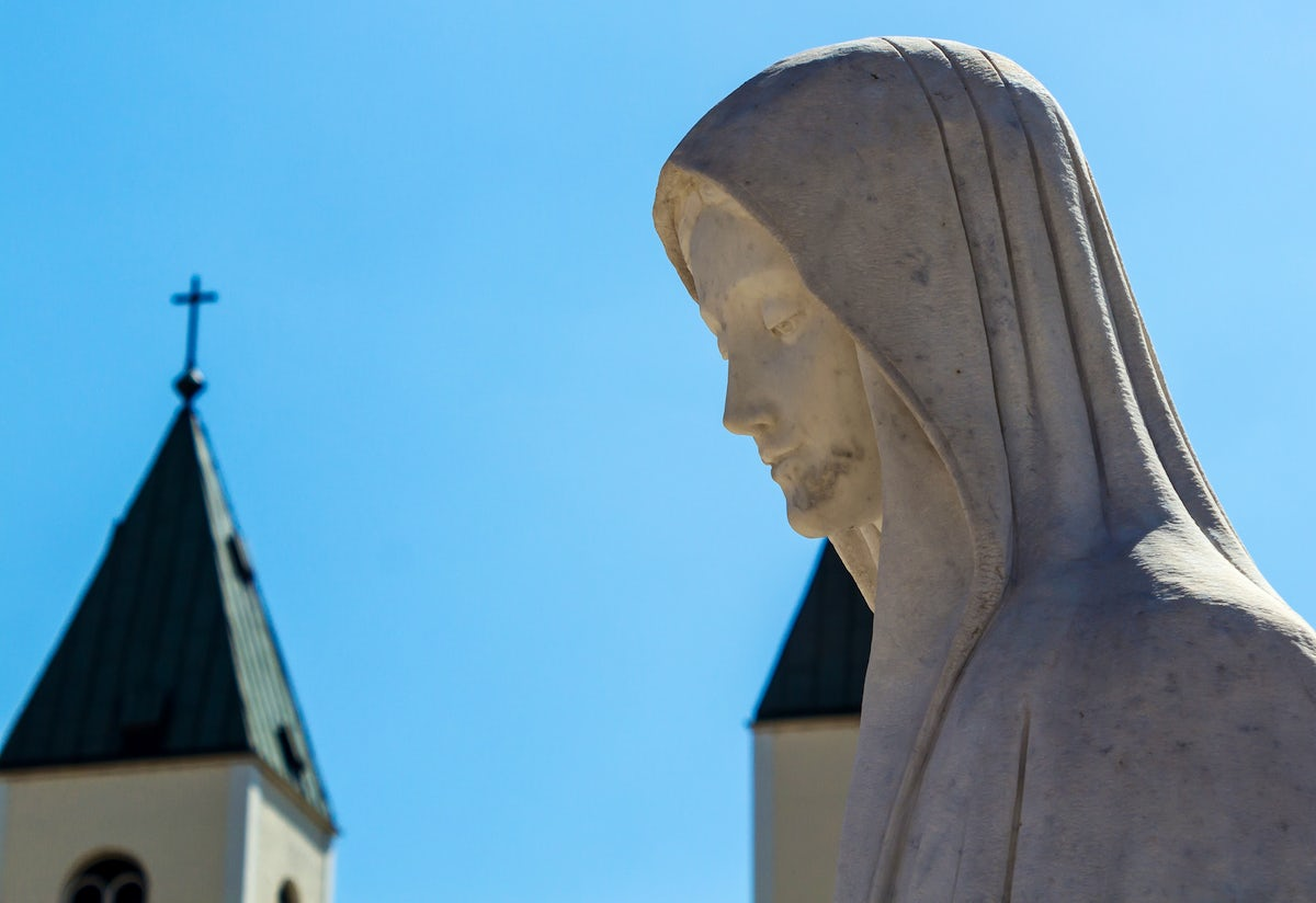 Međugorje, Europe's third most important apparition site