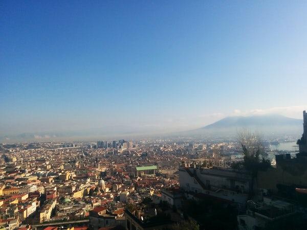 Campania off the beaten path part 1: The Pedamentina and the Petraio Climbs