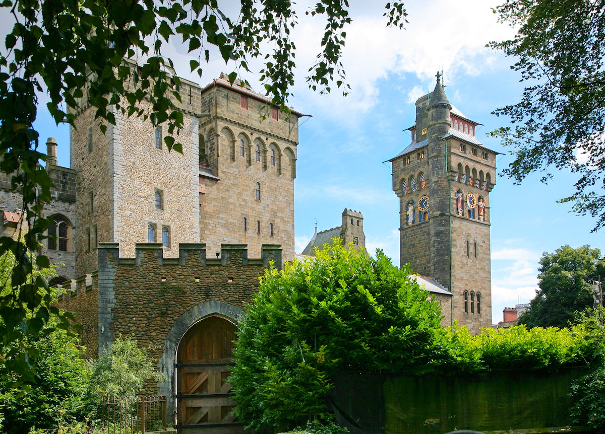 Castles and Rugby in Cardiff Part 2