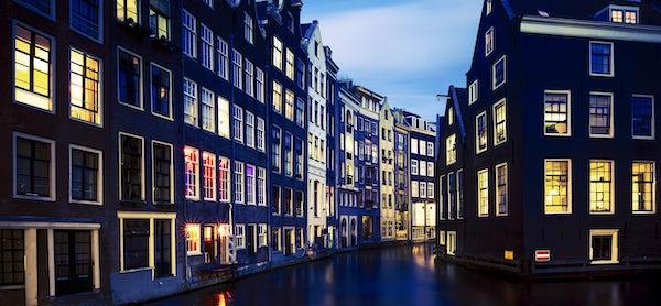 Clubbing & nightlife in Amsterdam