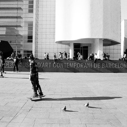 The Barcelona skate scene overview