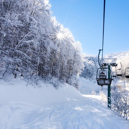 Winter escapes in Greece- Part 1- Snow Resorts
