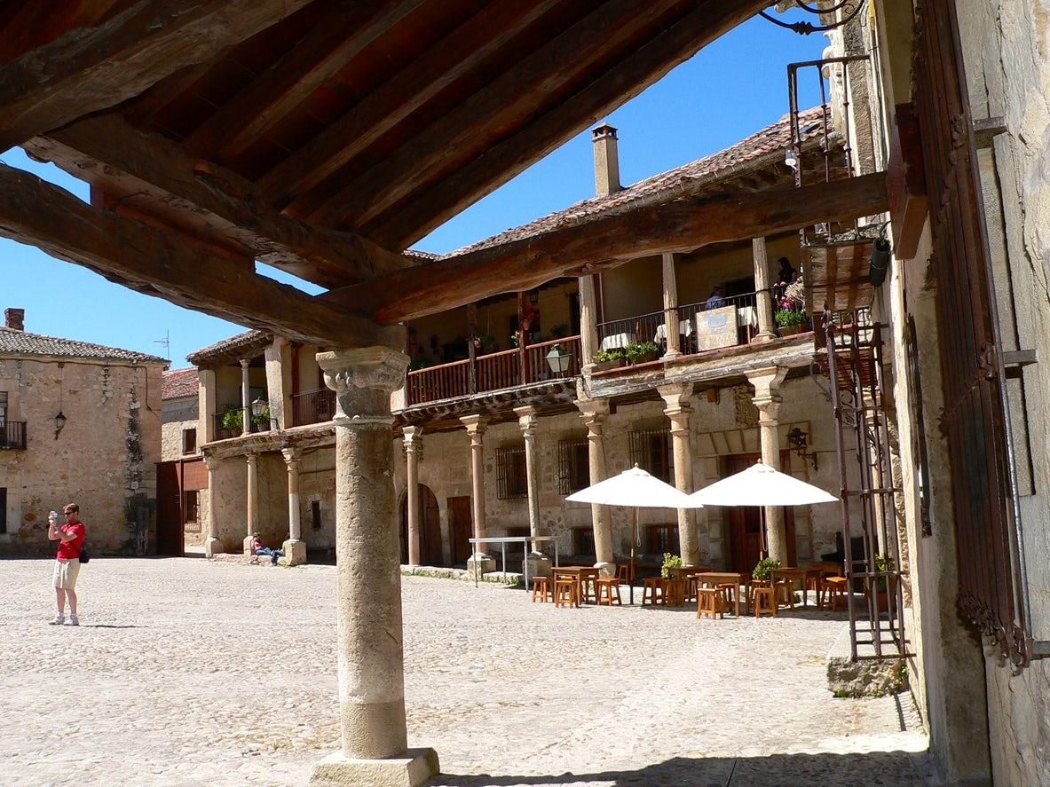 Going Back in Time - Pedraza - Segovia
