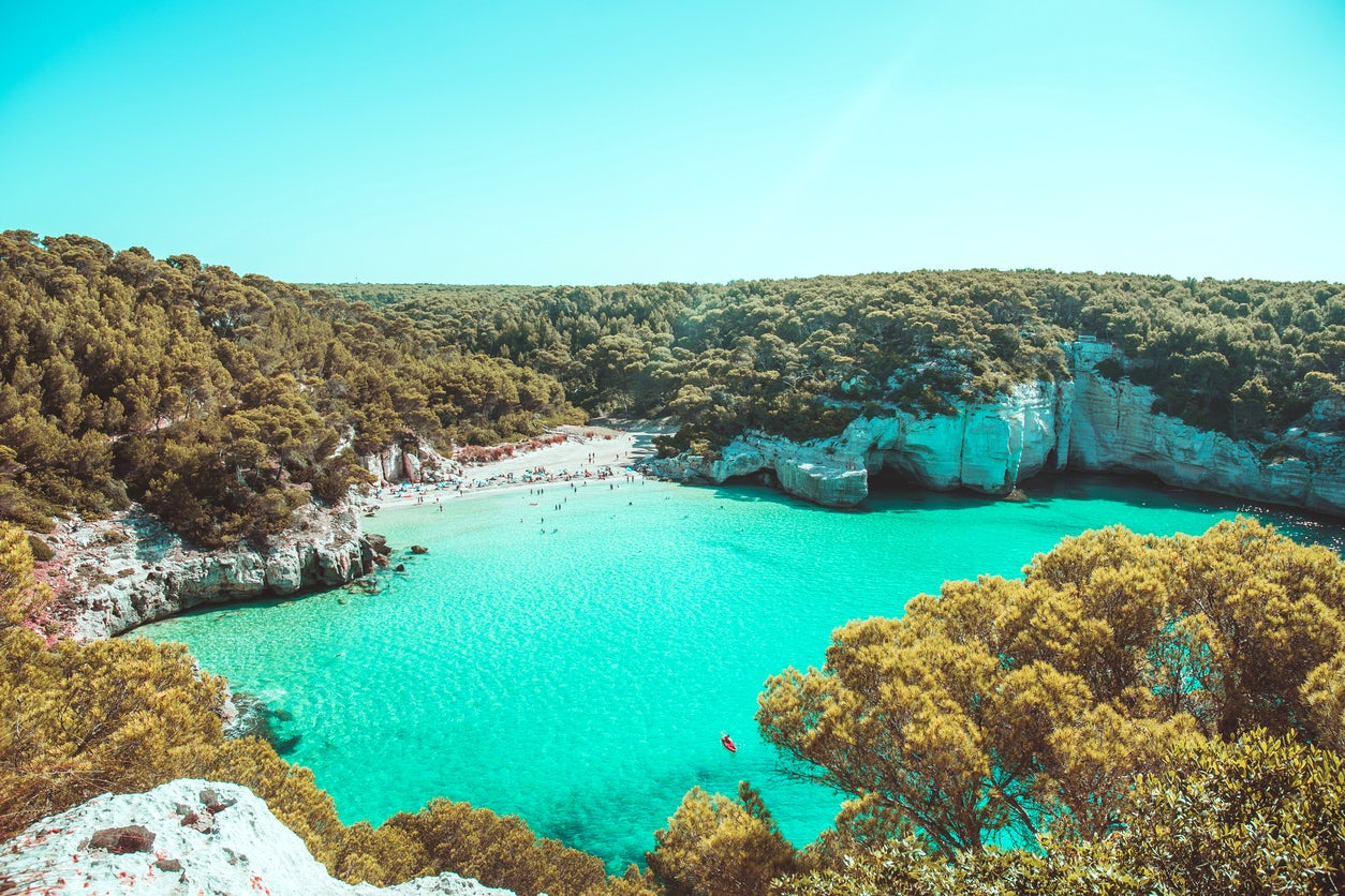 El Cami de Cavalls; 7 days trekking in Menorca