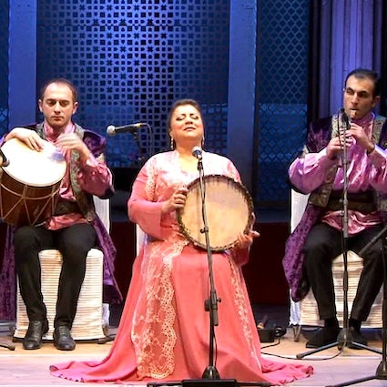 Let the Azerbaijani music touch your soul: Mugham