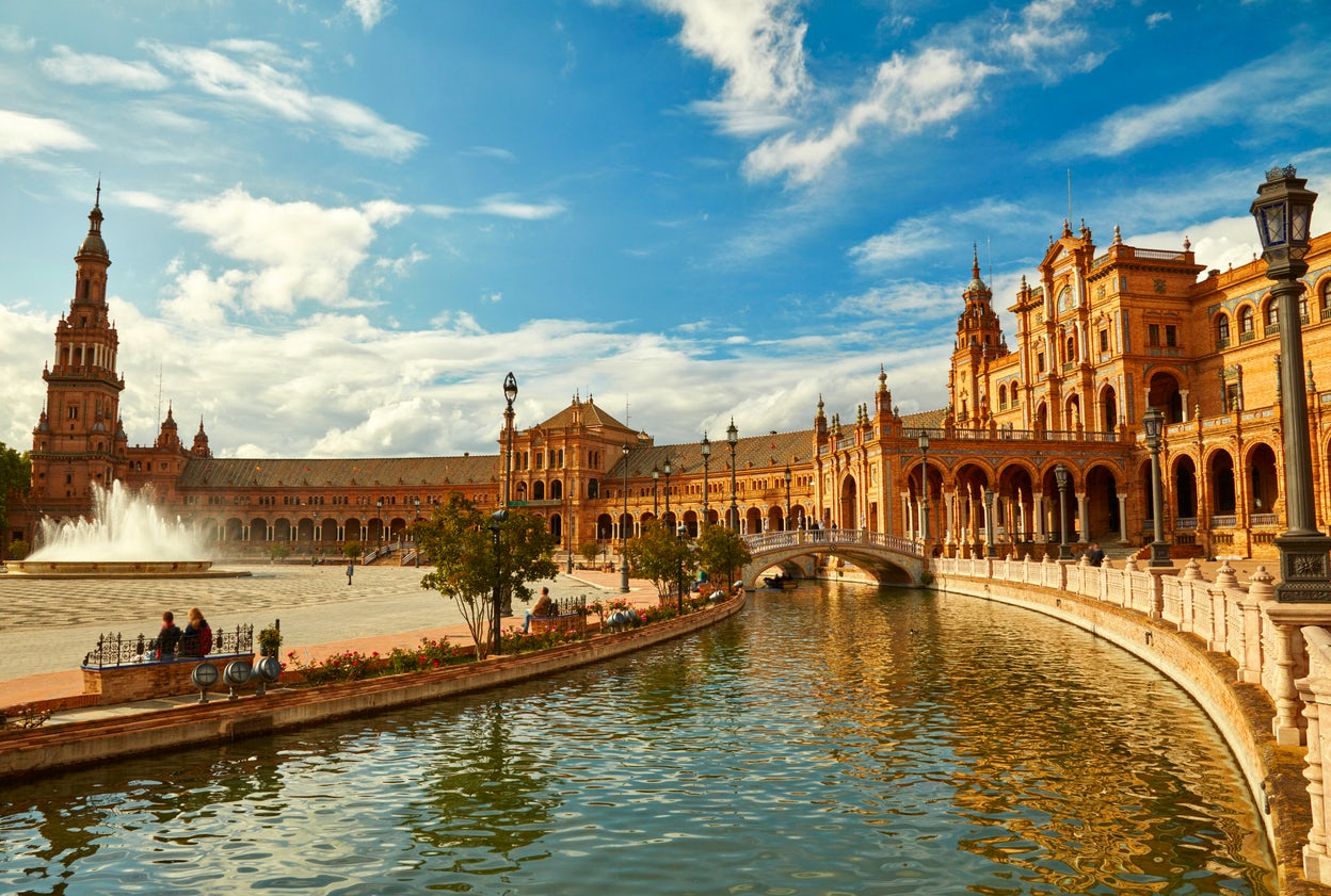 Sights of Seville