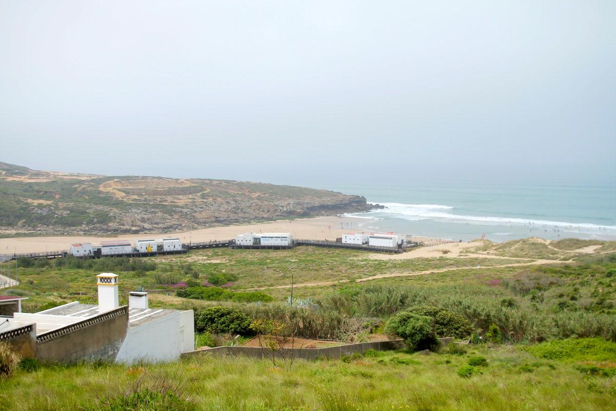 Morning stroll in Foz do Lizandro, pt2
