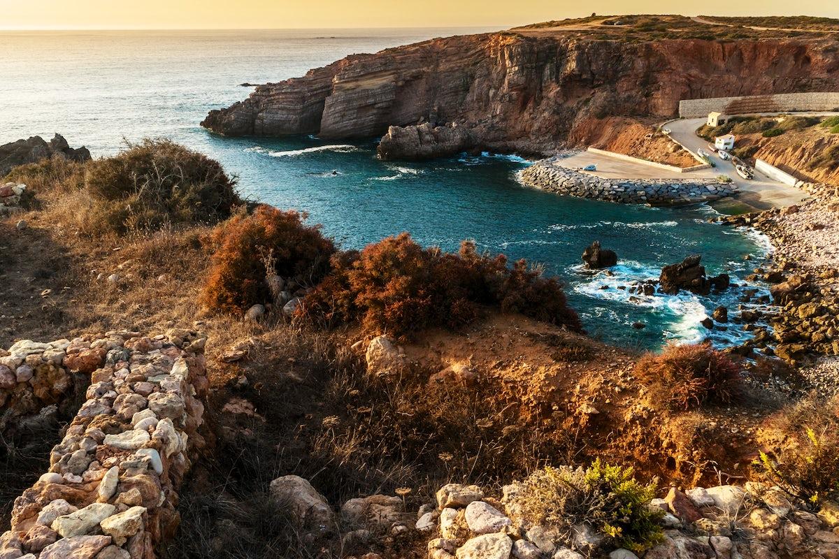 Algarve Beach Encyclopedia! Aljezur pt2