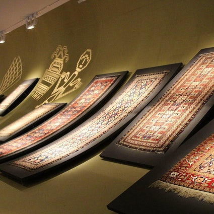 A Fairytale in Baku – Carpet Museum