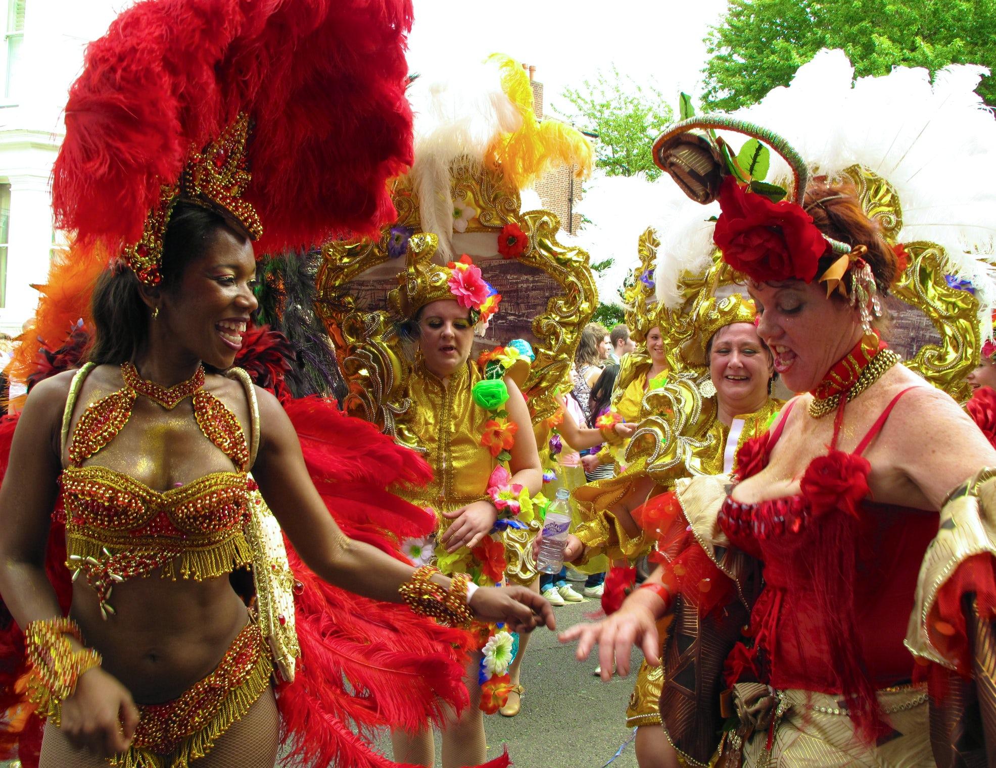 Caribbean Fever in London- Notting Hill Carnival