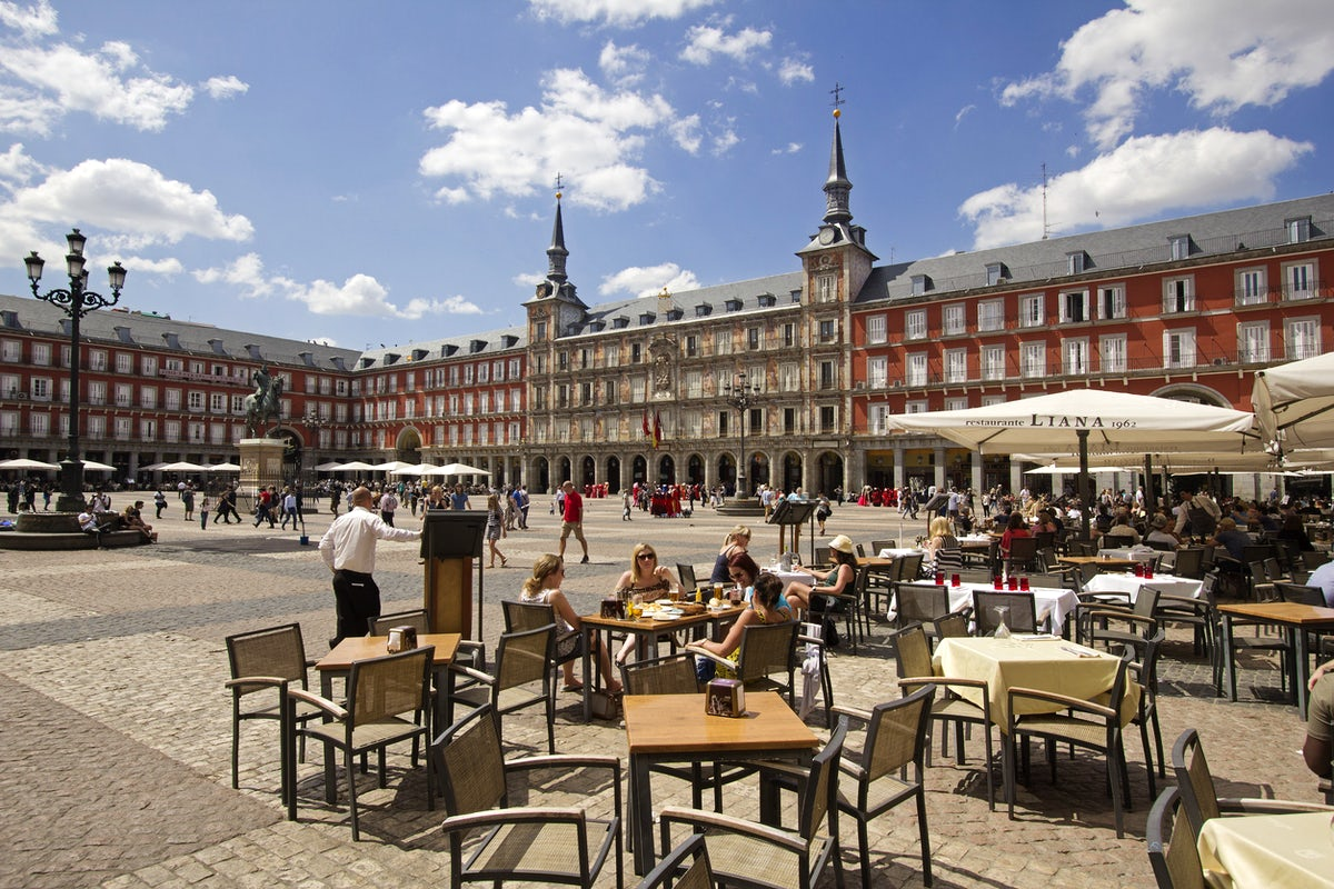 The most significant Erasmus+ institutions Part 1. Madrid