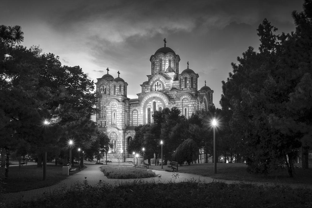 Sensing Belgrade: Touch the city