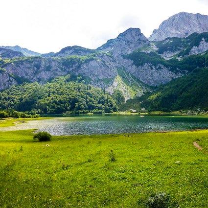 Eight glacial beauties - Zelengora Lakes