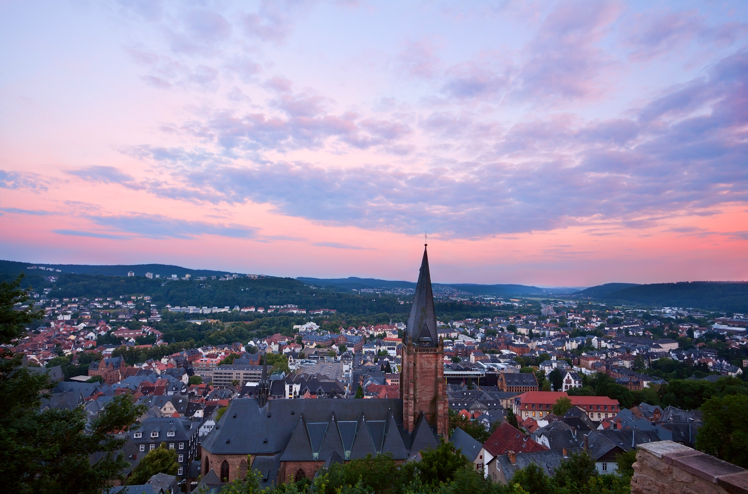 A Day in Series: Marburg!