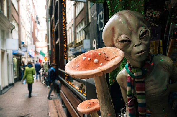 Top 5 best coffee shops in legendary Amsterdam!