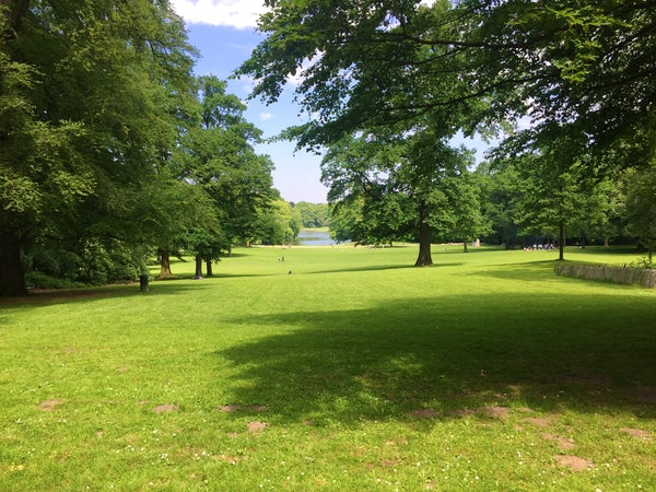 Brussels' Parks: great places to chill and have a drink
