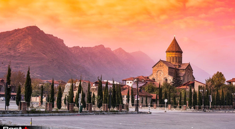 Mtskheta – the beginning of Georgian Culture