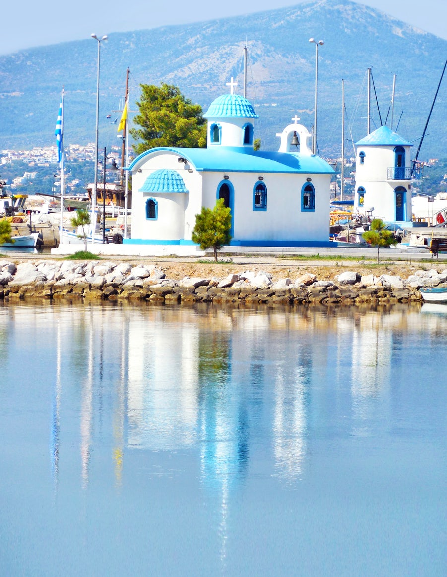 Evia, a Greek Island to Explore