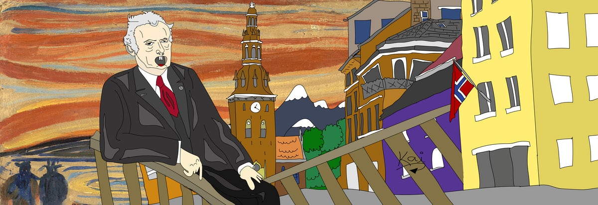 ​ Oslo and the Screaming Edvard Munch