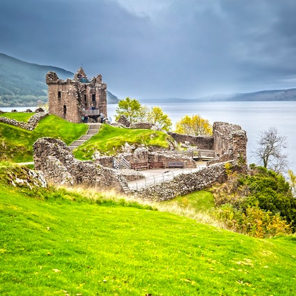 The mysterious land of Inverness and its Loch