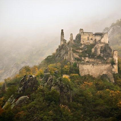 Dürnstein Castle – a prison for King Richard the Lionheart