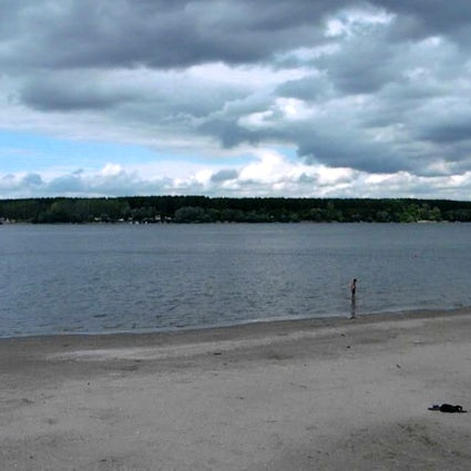 Summer in Belgrade: Lido Beach