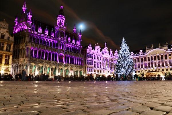 Winter Wonders in Brussels