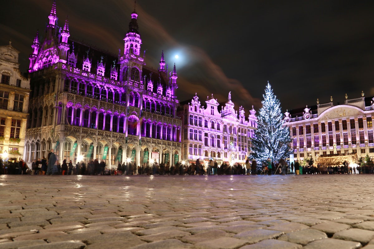 Winter Wonders in Brussels