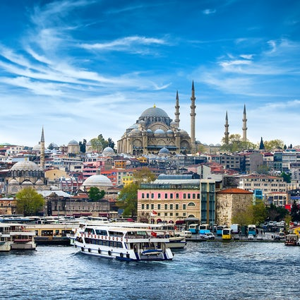Istanbul : The Story of Two Lands