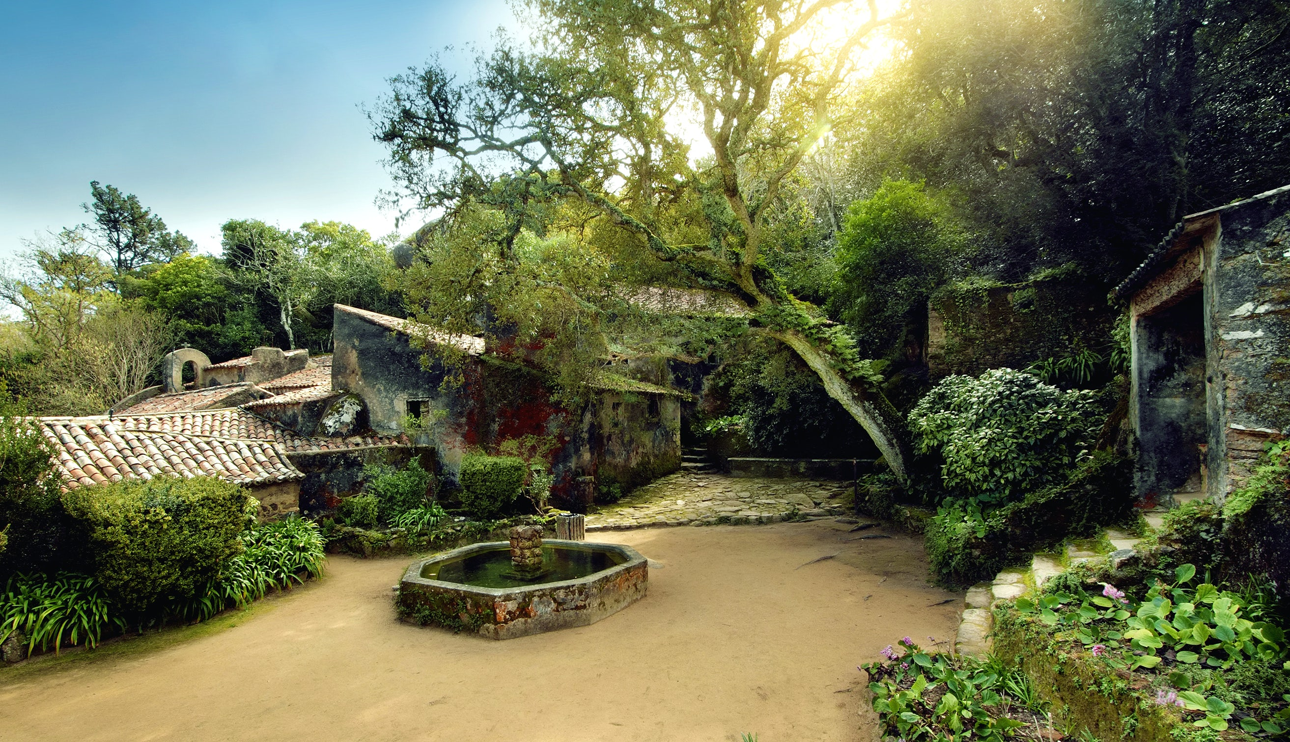 Another trip to Sintra - the Moon Hill