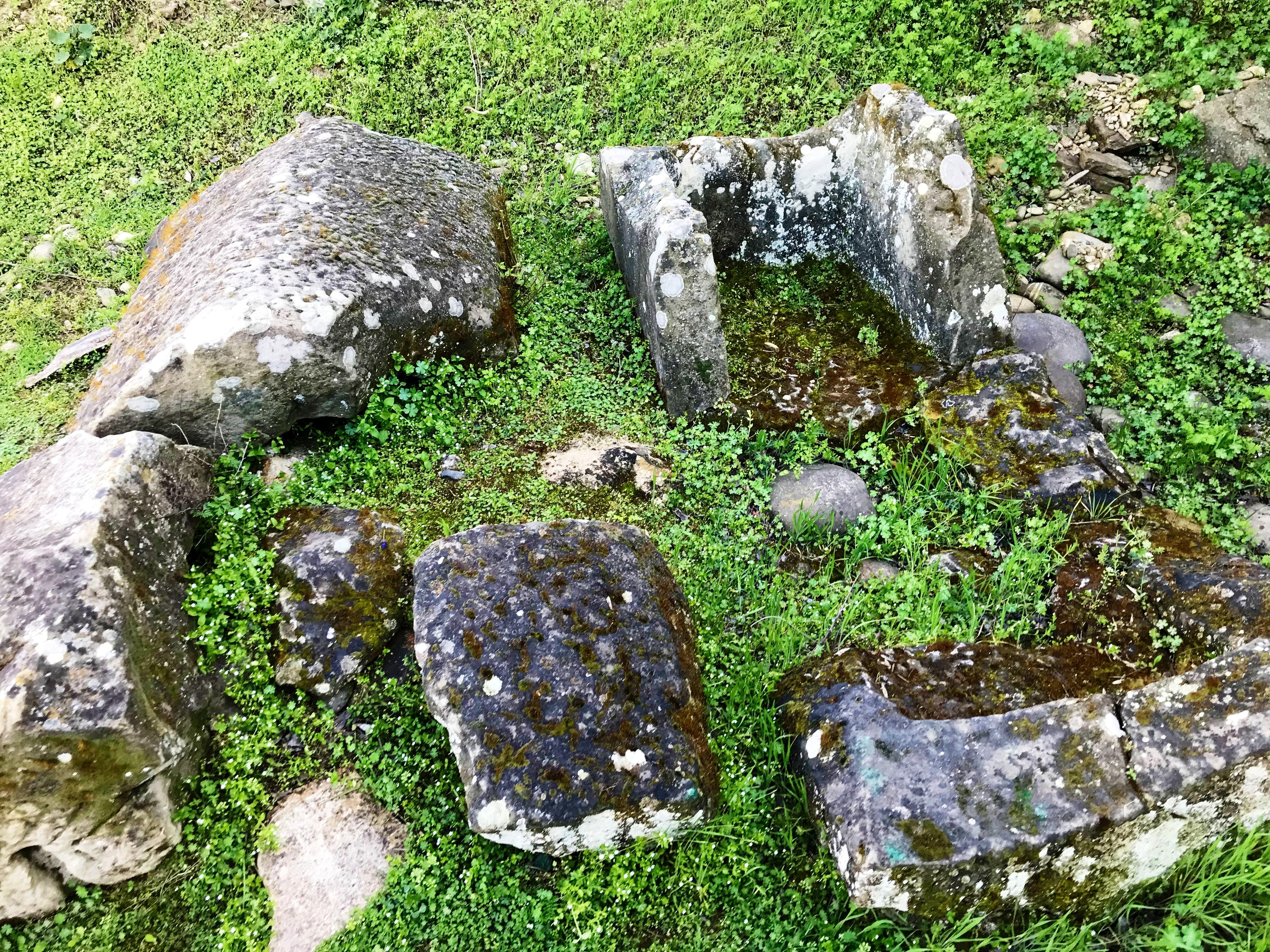 Armaztsikhe-Bagineti - An excavated residence of Iberian rulers