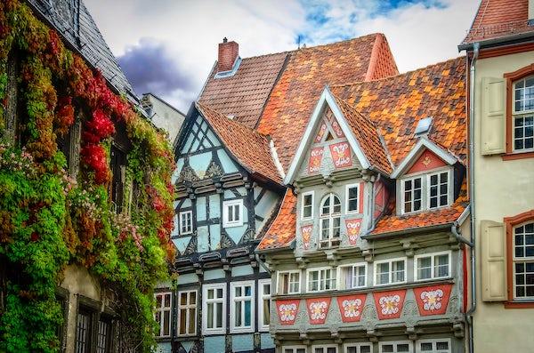 UNESCO city: Quedlinburg!