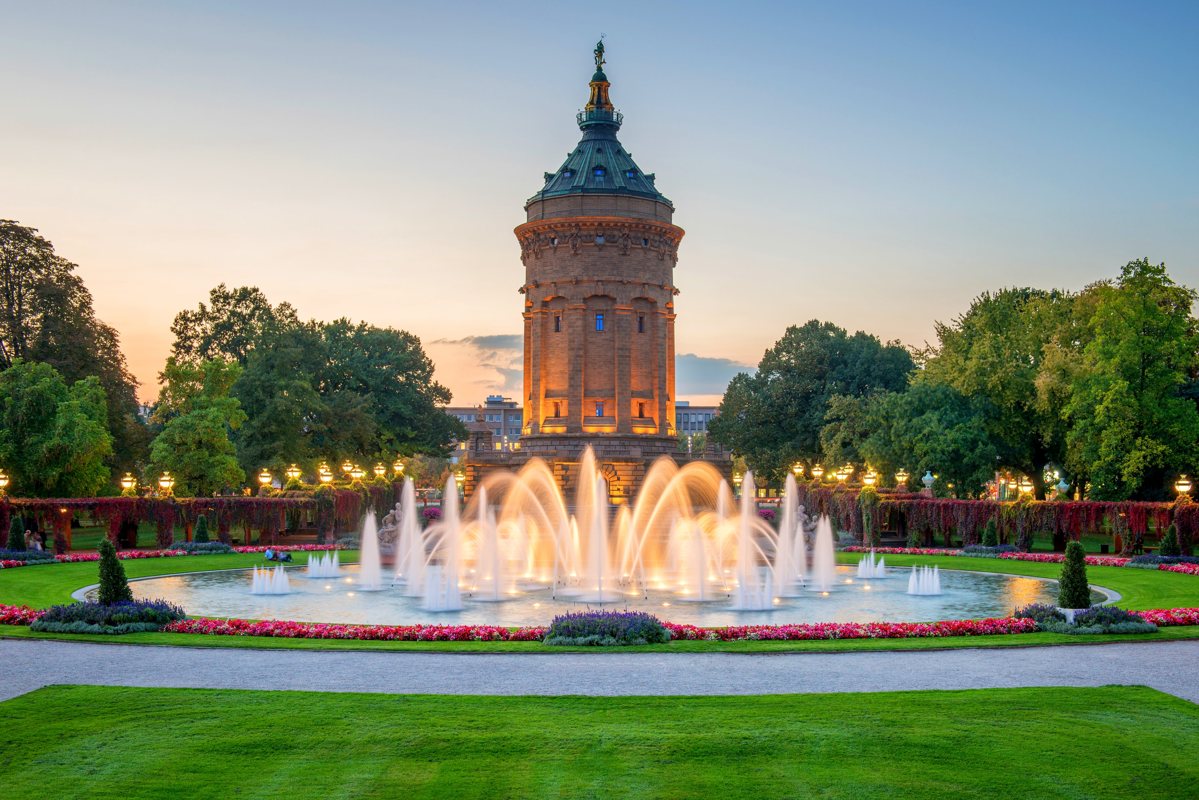 Mannheim: Where Industry meets History