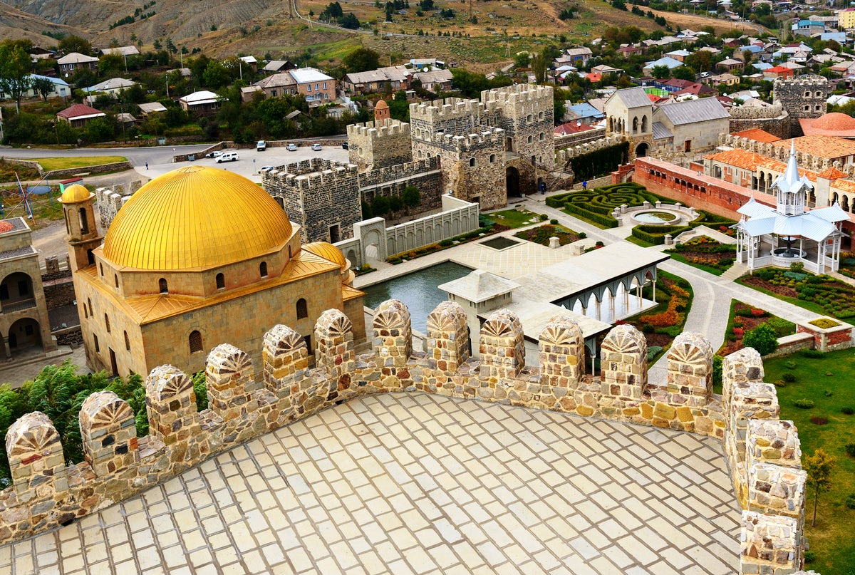 Rabati Castle - A Symbol Of Tolerance