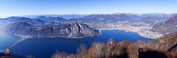 Monte Sighignola: The Balcone d'Italia