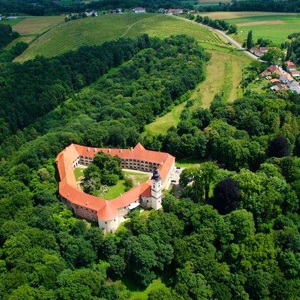 Grad Grad – the biggest Slovenian castle with a unique name