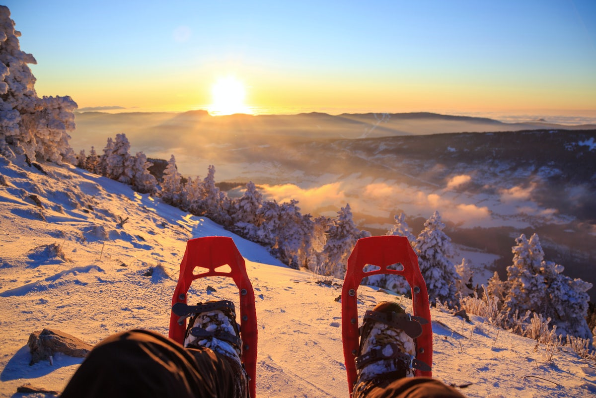 Time to snowshoe stunners of Bosnia & Herzegovina - Part 2