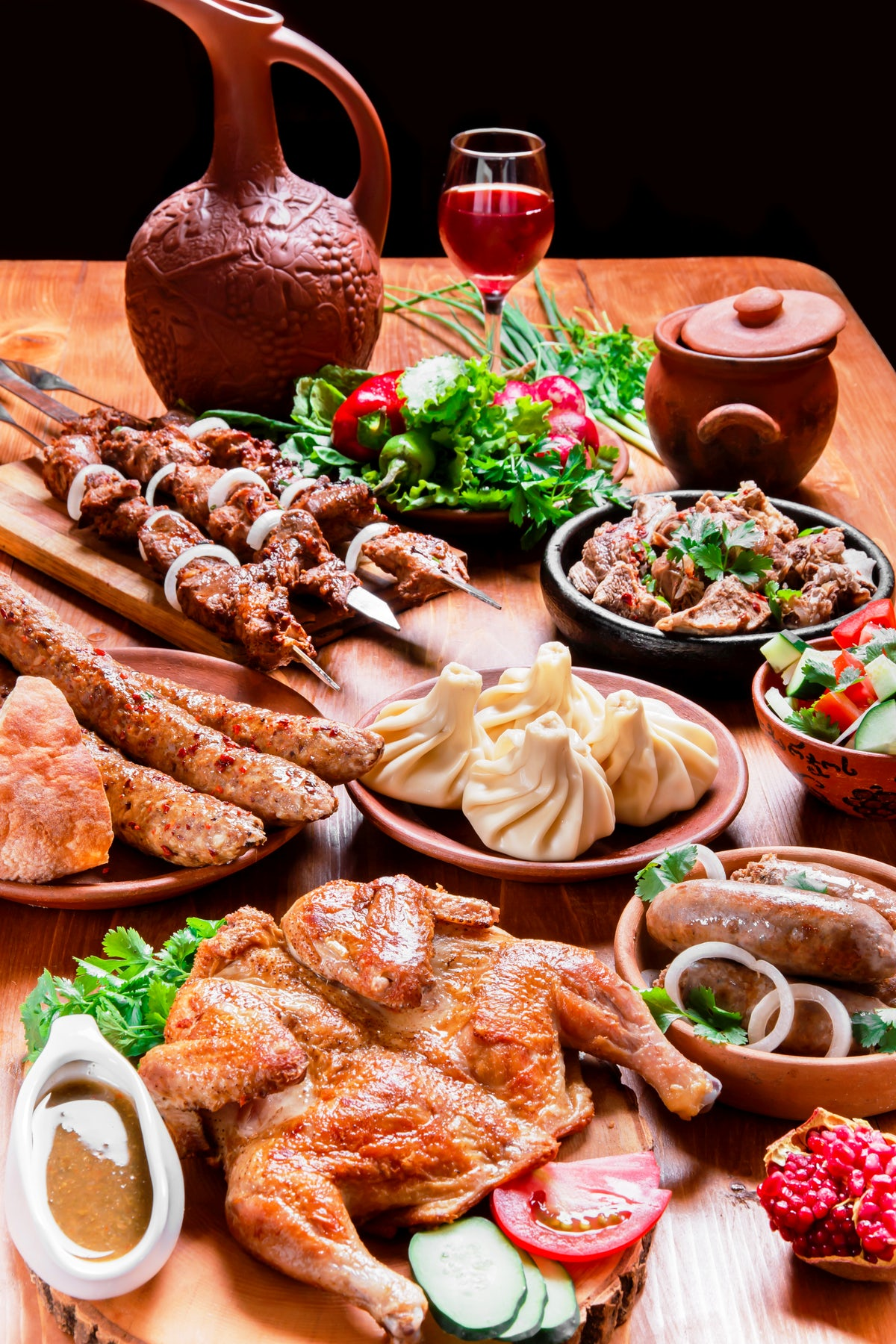 Georgian feast – more than just a tradition