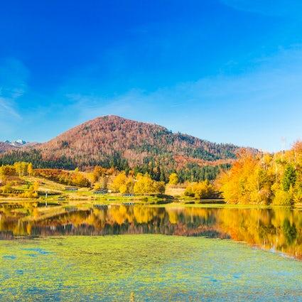 National parks in Croatia: Risnjak