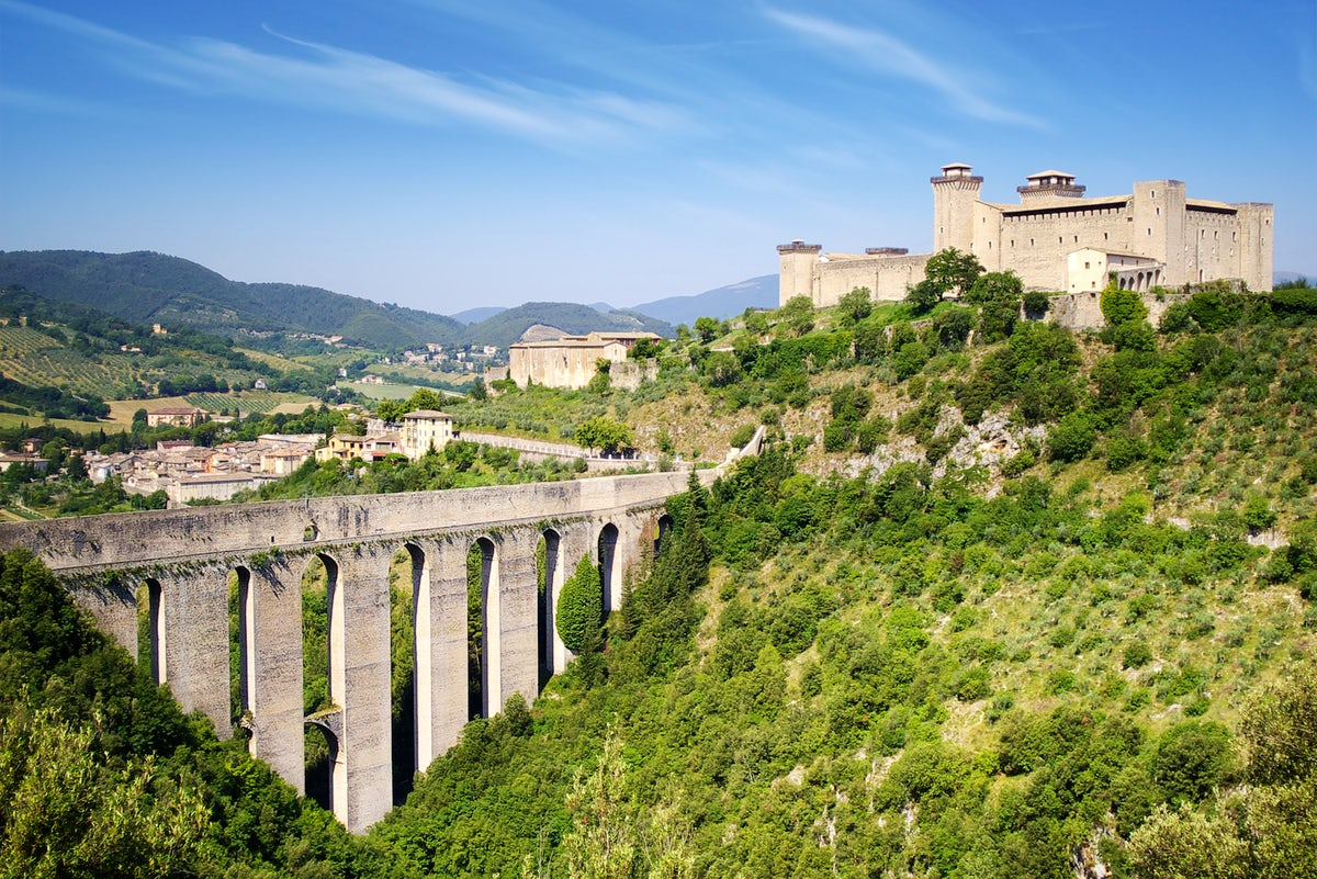 A Day Trip To Spoleto From Rome