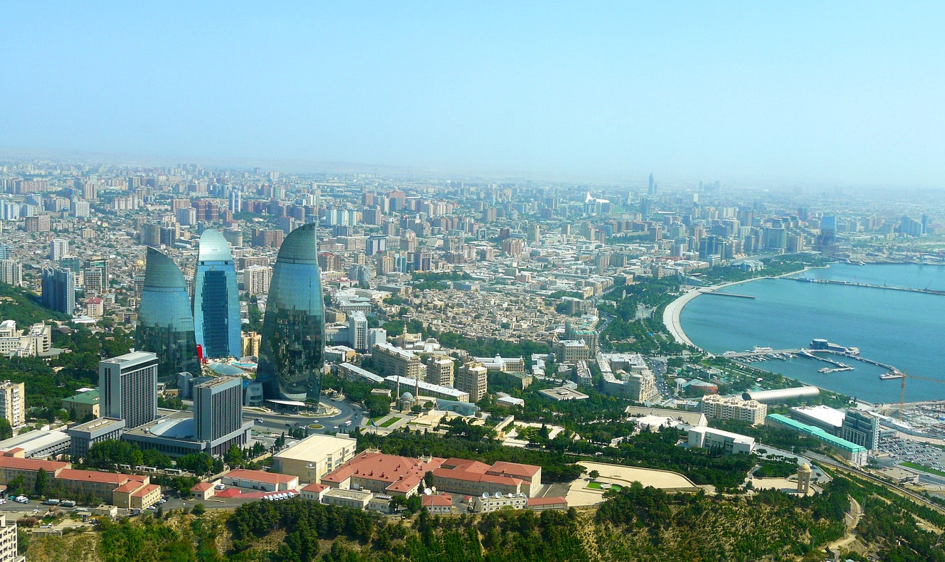 A Photography guide to Baku: the coolest places to take photos
