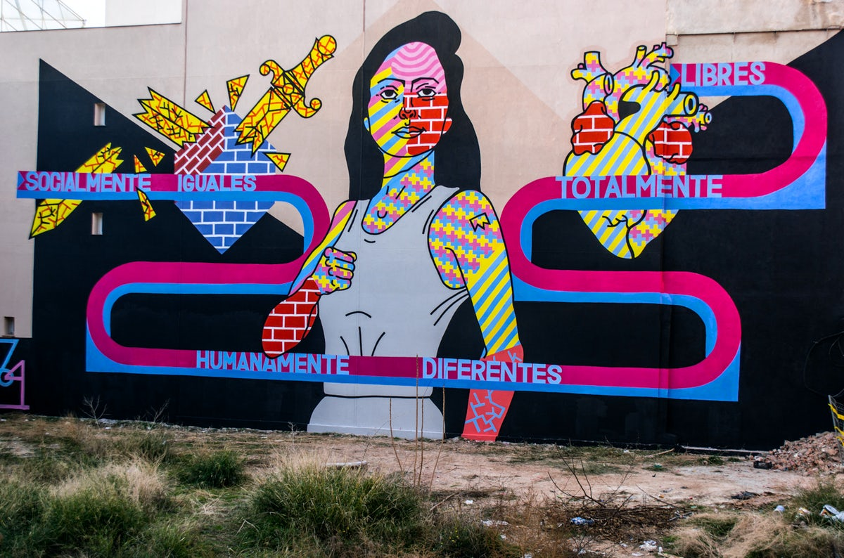 Lavapies; Graffiti Sessions